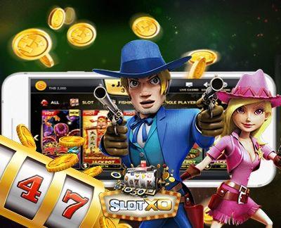 คุณสามารถลองเล่นเกมสล็อตและเกมยิงปลาใน Slotxo
